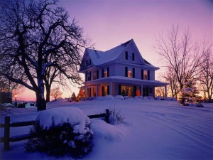 Rocklin Roseville Heating Repair snowy image