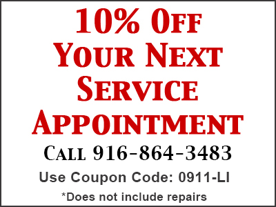 Lincoln Air Conditioning Repair