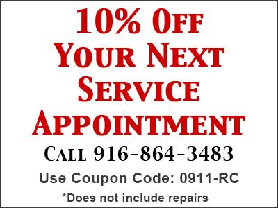 Rocklin Heater Repair
